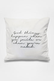 Good Things Cushion - 24hrlove - The Sunday Home