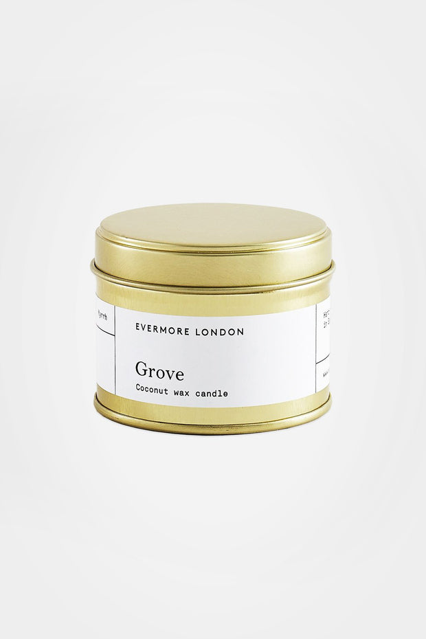 Grove Candle - Evermore London - The Sunday Home