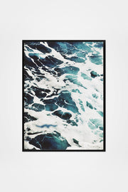 Ocean Foam Print - Slay My Print - The Sunday Home