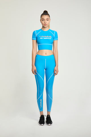 LOGO BLUE SET