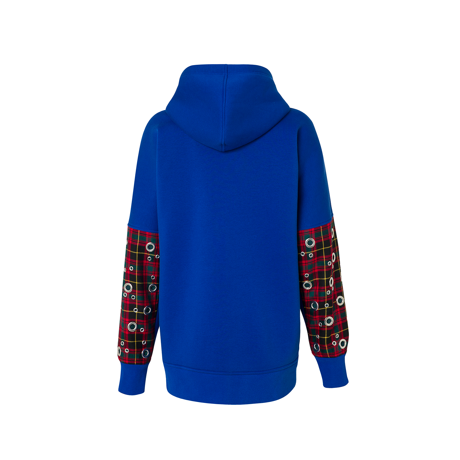 COUNTER CULTURE TARTAN SWEATSHIRT