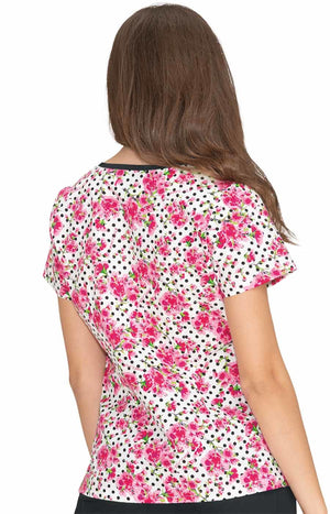 Women's Rose Top Cherry Blossom Betsy Johnson edition by Koi