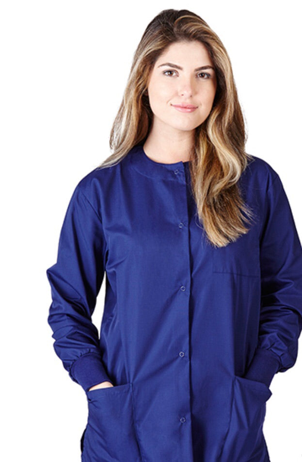 Warm-Up Scrub Jacket