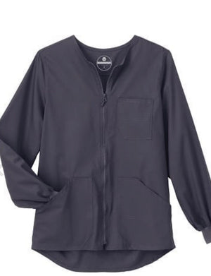 Unisex Fundamentals Warm Up Scrub Jacket