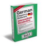 German Frequency Dictionary 2 - Intermediate Vocabulary
