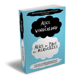 Alice in wonderland bilingual book