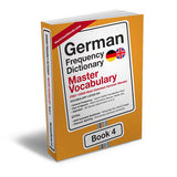 German Frequency Dictionary 4 - Master Vocabulary