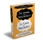 The Hound of the Baskervilles / Le Chien des Baskerville - Bilingual Book - MostUsedWords