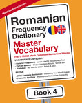 Romanian Frequency Dictionary
