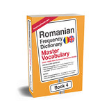 Romanian Frequency Dictionary 4 - Master Vocabulary - 7501- 10000 Most Common Romanian WordsMostUsedWordsFrequency Dictionary MostUsedWords