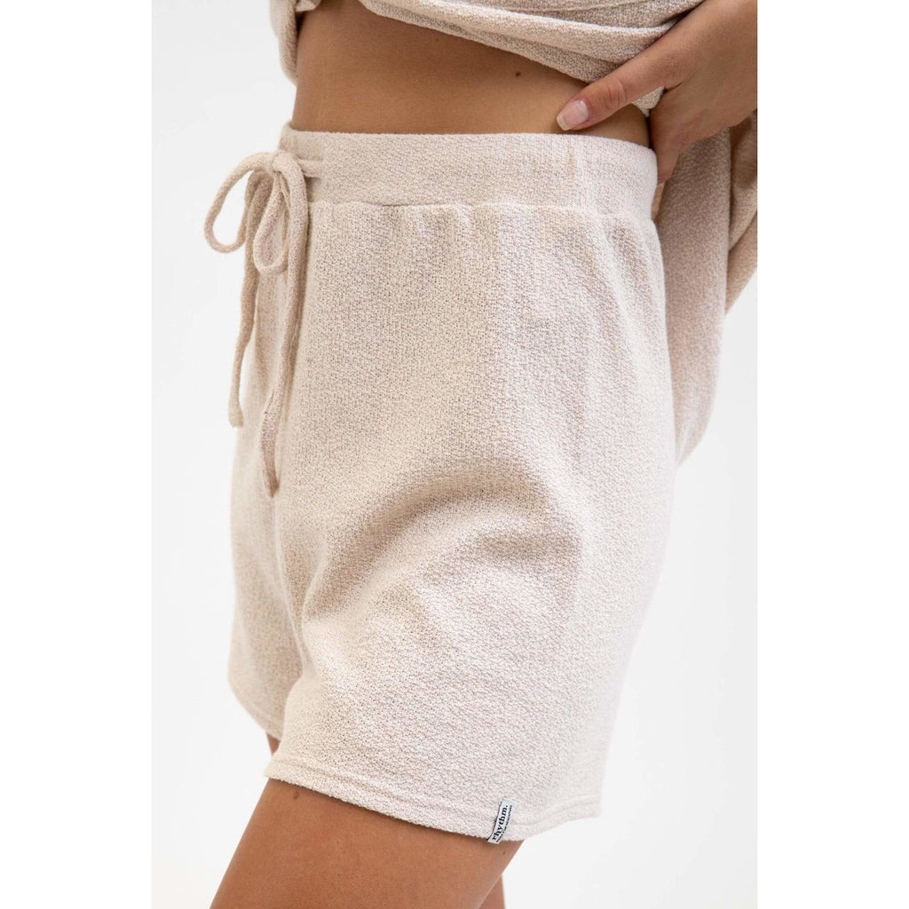 rhythm JOSIE KNITTED SHORT