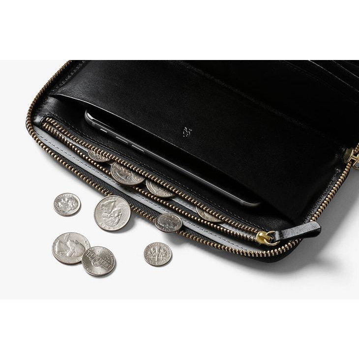 FOLIO WALLET BLACK