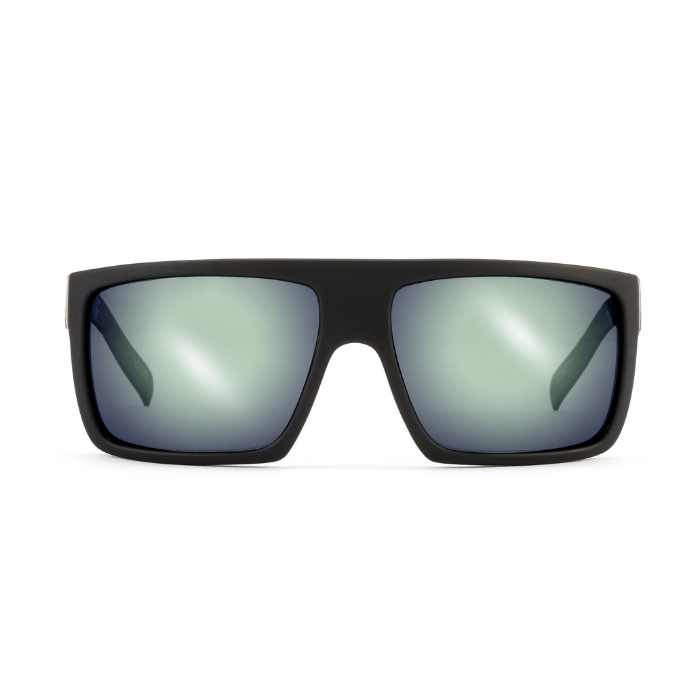 OTIS EYEWEAR CAPITOL REFLECT MATTE BLACK / FLASH MIRROR GREY POLAR