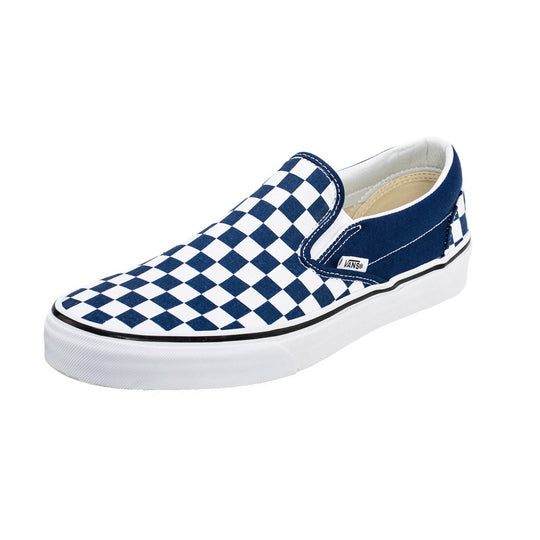 CSO ESTATE BLUE CHECKER SHOE