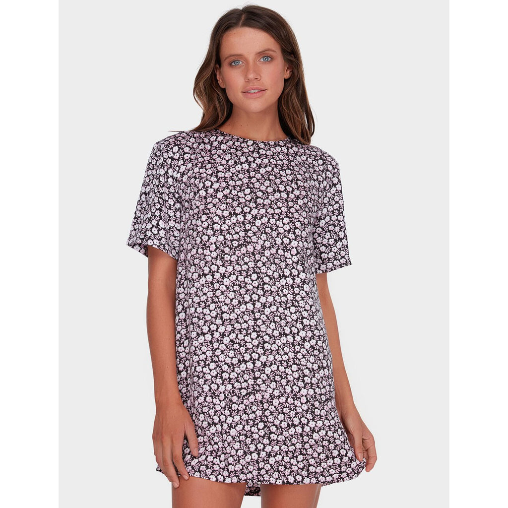 STATIC SHIFT DRESS