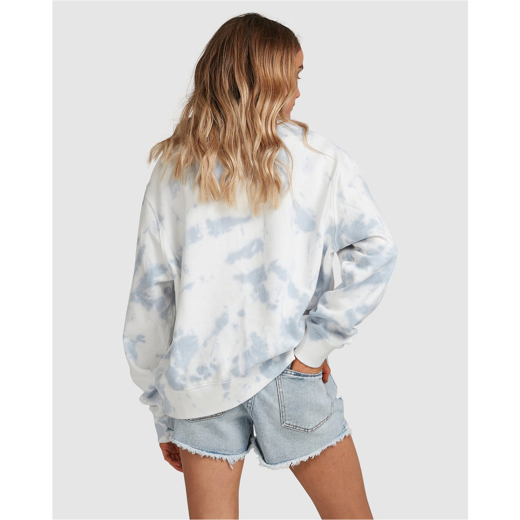 BILLABONG BLUESDAY TIE DYE CREW