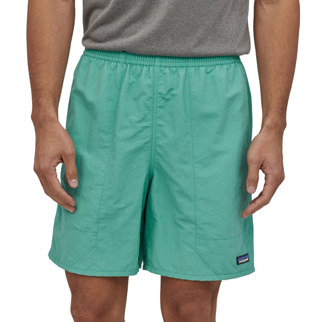 7 BAGGIE SHORT LIGHT BERYL GREEN PATAGONIA