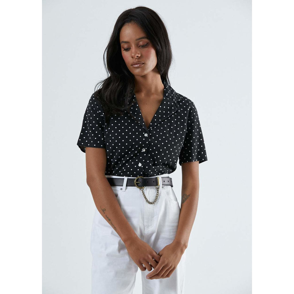 SHERRY SHORT SLEEVE SHIRT