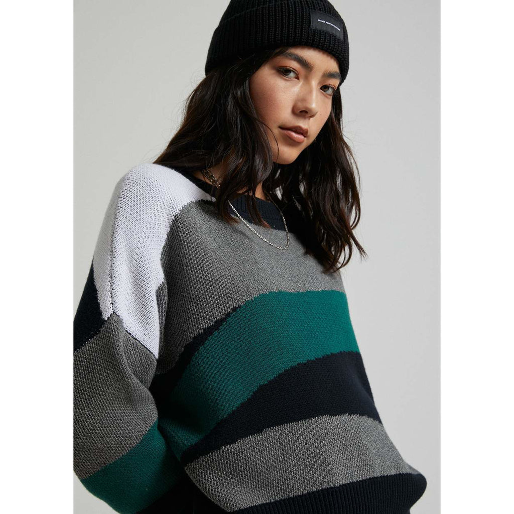 ASHLEY KNIT CREW