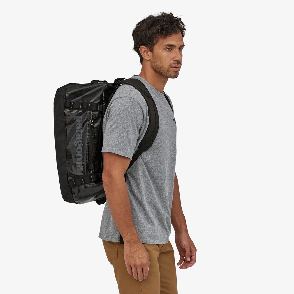 BLACK HOLE DUFFLE 40L