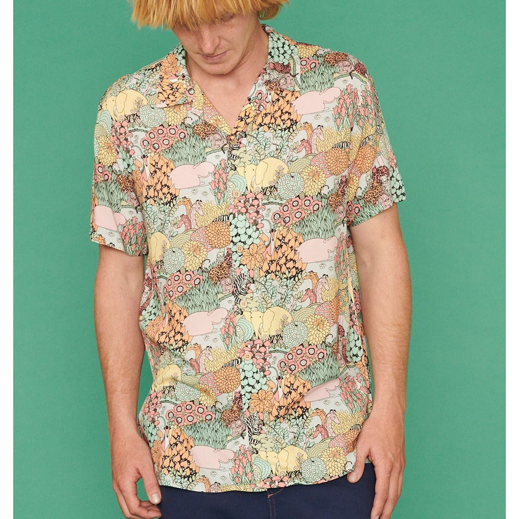 CRUCIAL SHORT SLEEVE SHIRT