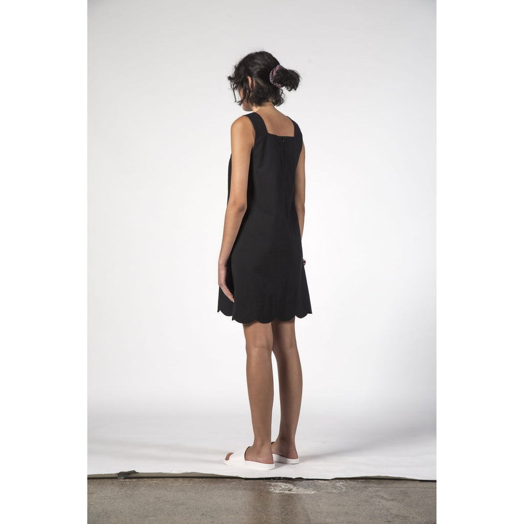 CHLOE DRESS THING THING BLACK