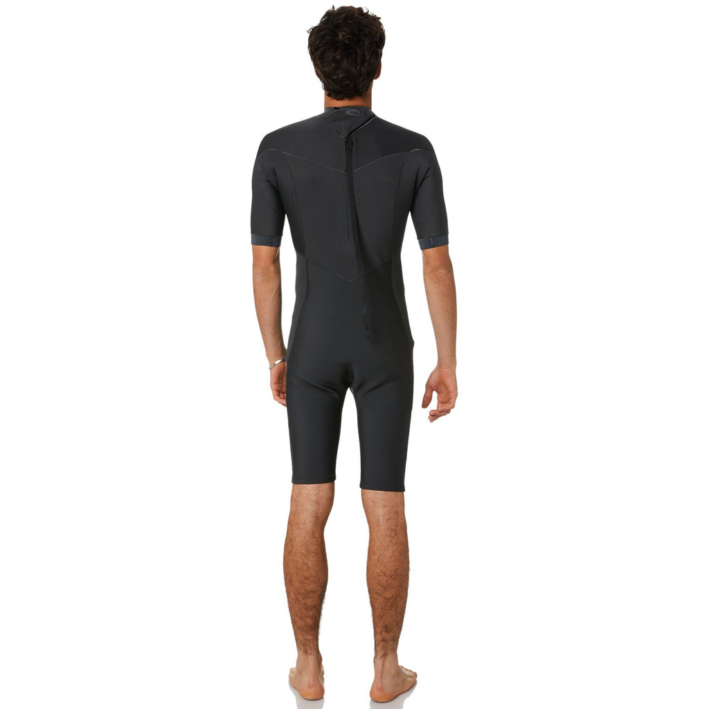 DAWN PATROL 2MM BACK ZIP SPRINGSUIT