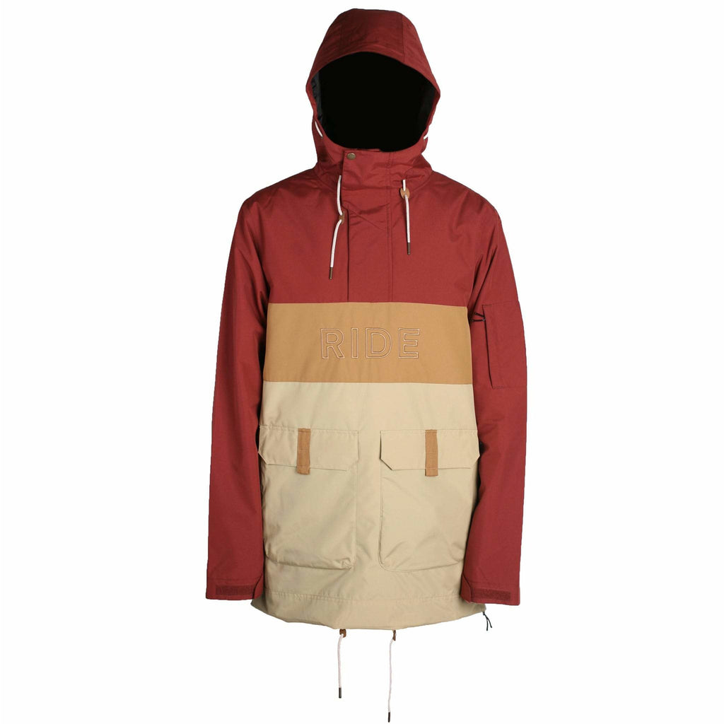 DECEPTION ANORAK