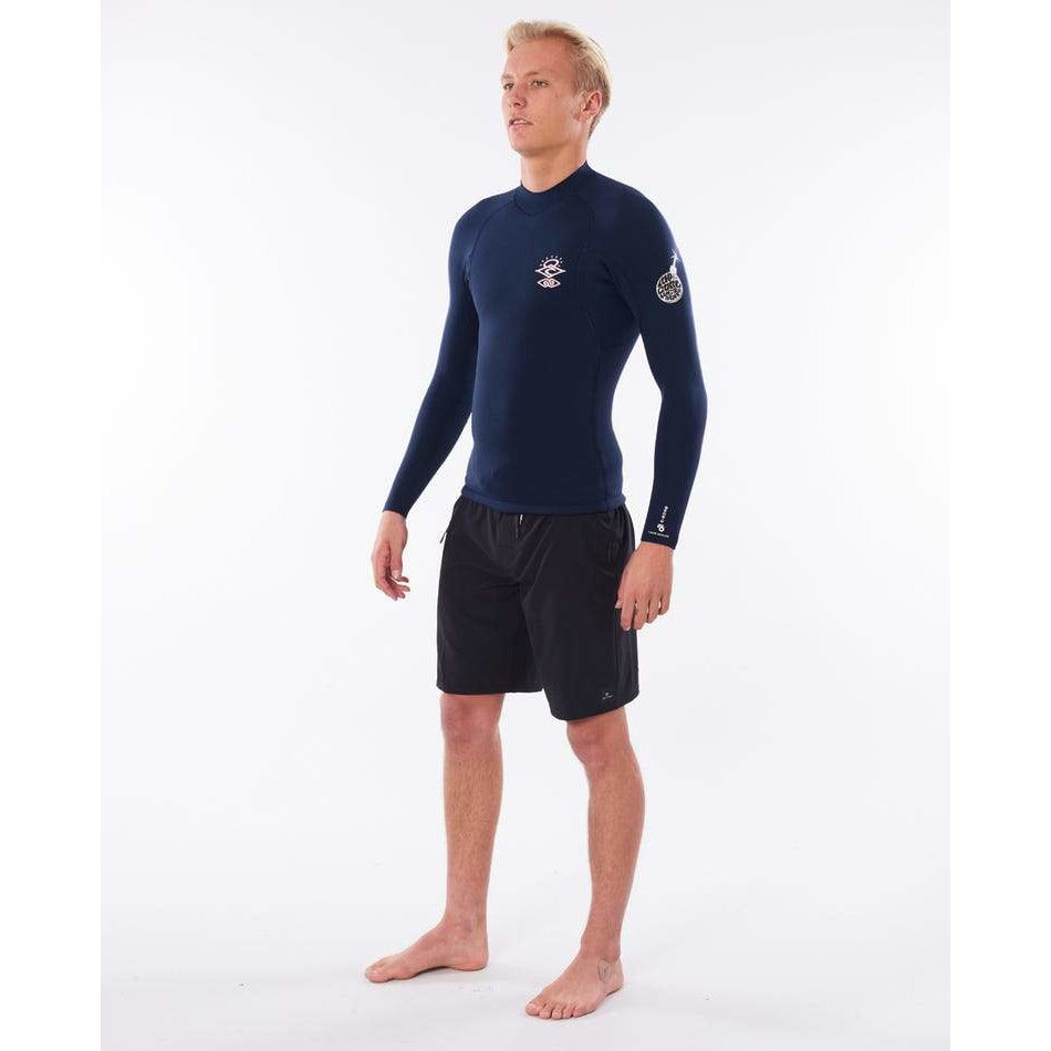 RIP CURL E-BOMB 1.5MM LONG SLEEVE JACKET