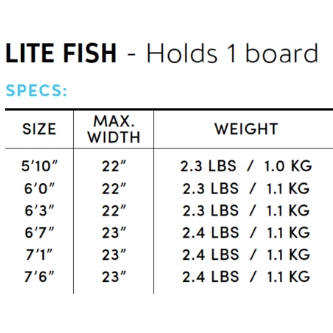 FISH LITE BAG