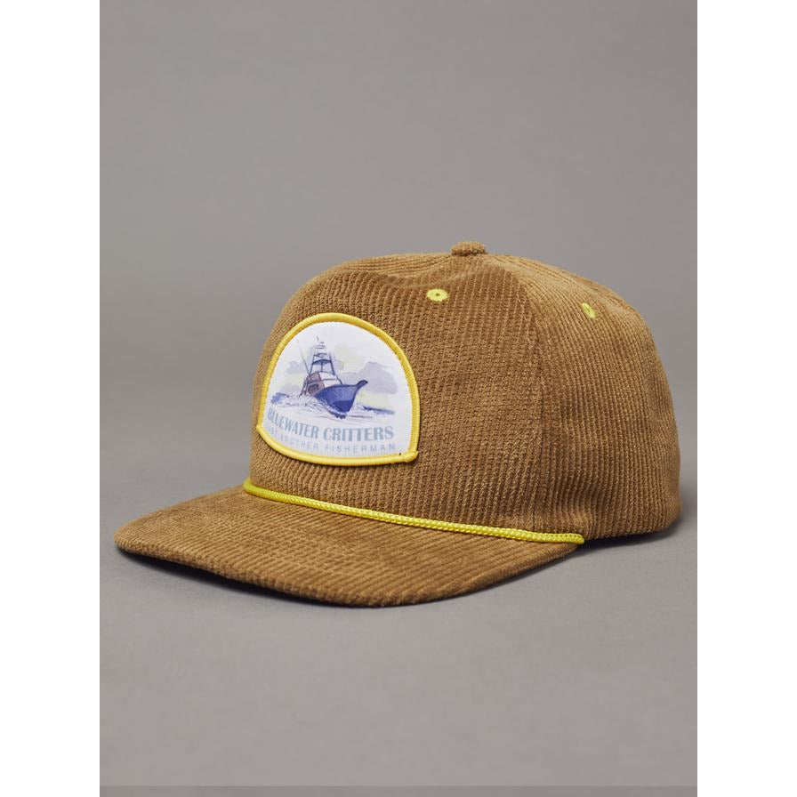 JUST ANOTHER FISHERMAN GIN PALACE CAP