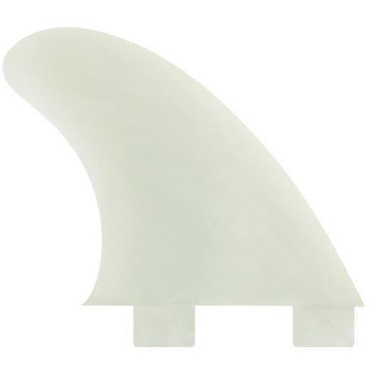 GX NATURAL GLASS FLEX SIDE FIN SET