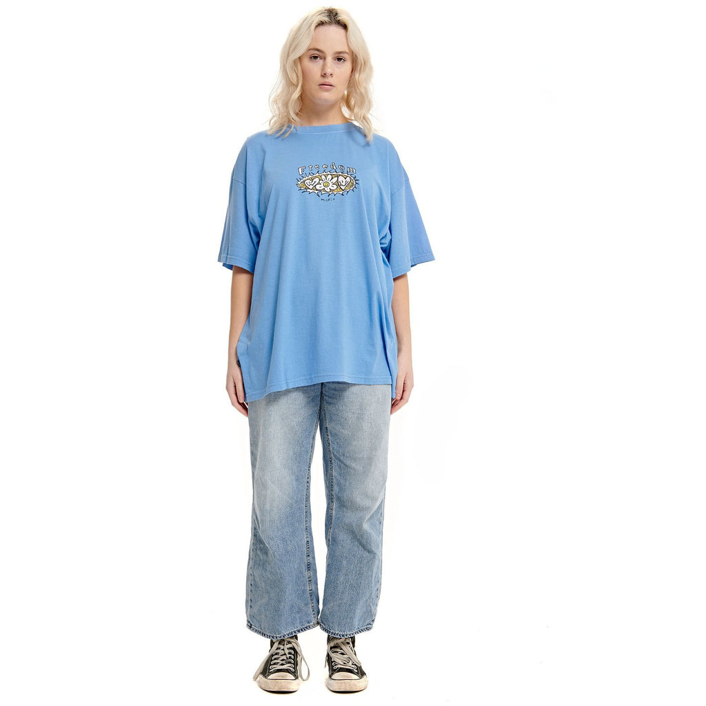 I WONT LET YOU DOWN OVERSIZED TEE
