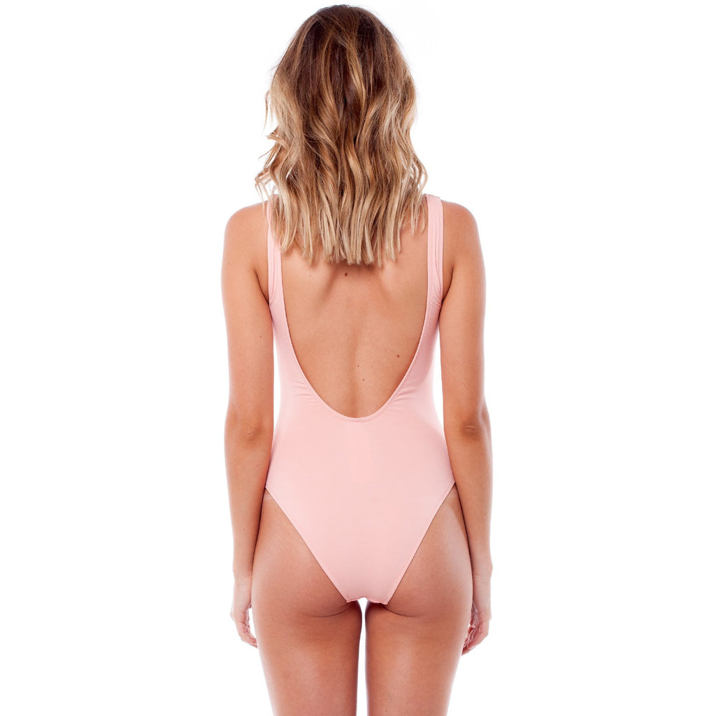 GIDGET ONE PIECE FLAMINGO
