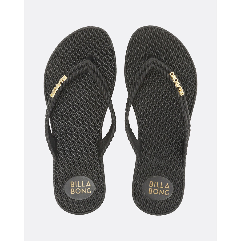BILLABONG KICK BACK THONG BLACK
