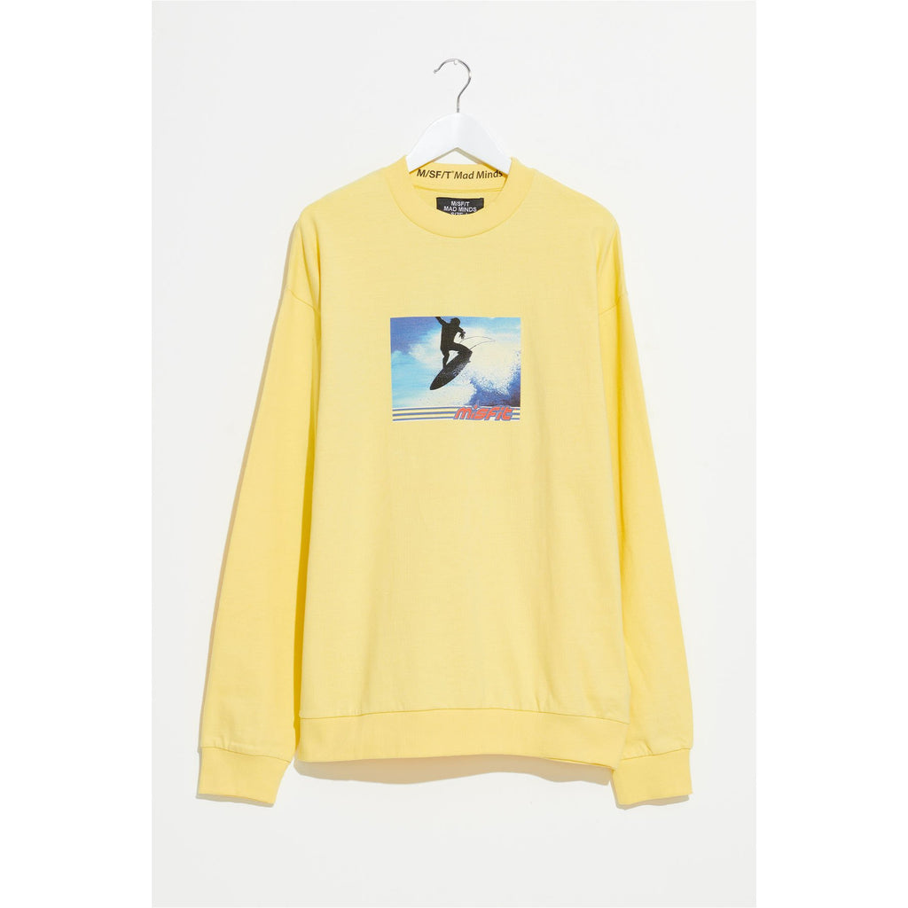 MISFIT SUD DUST WASHED YELLOW