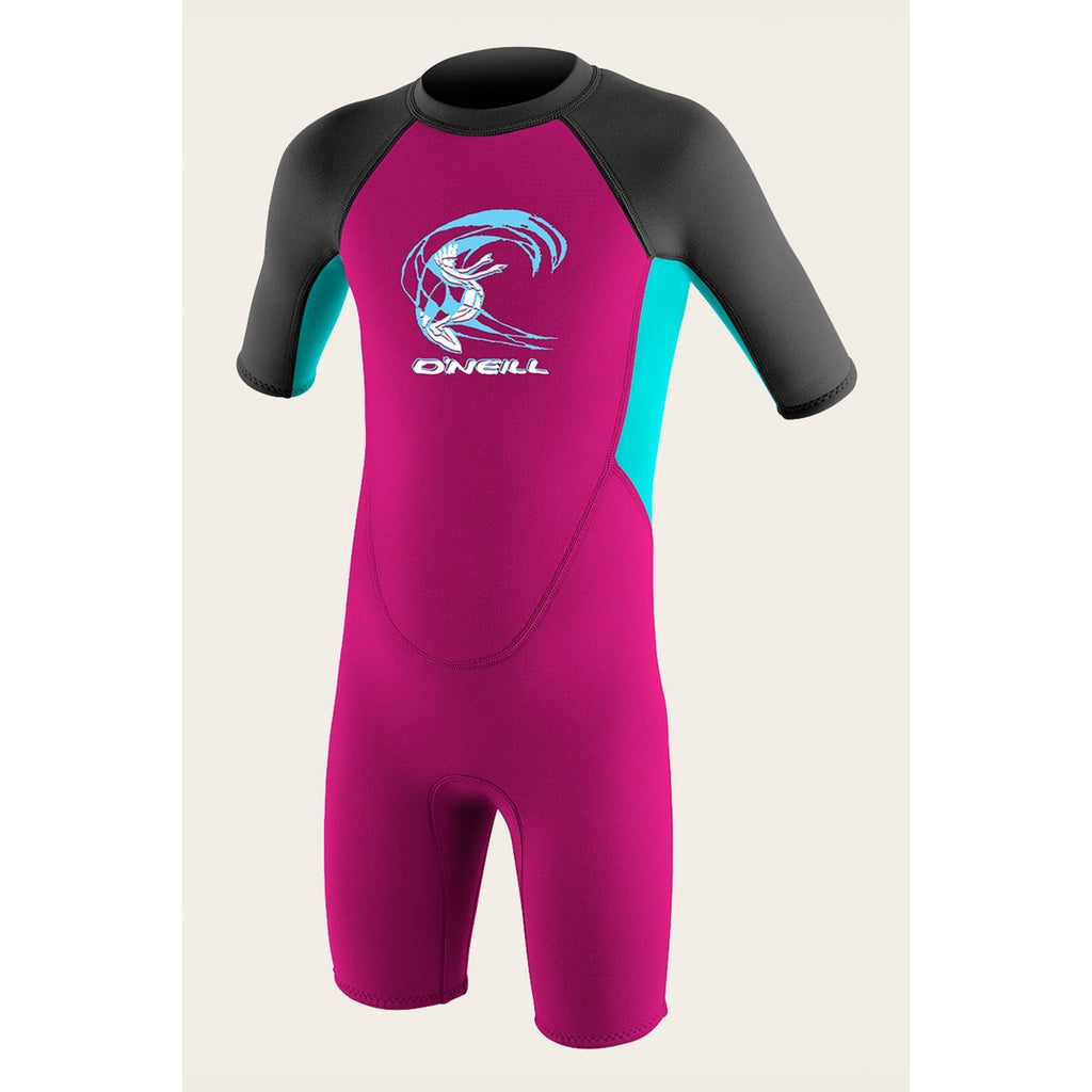 REACTOR TODDLER SPRING PINK AQUA