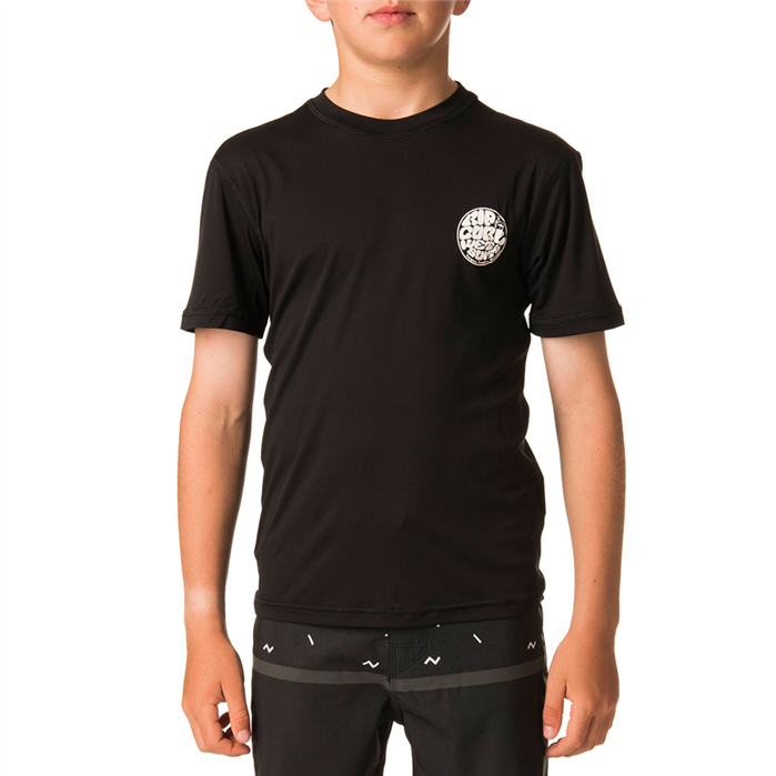 JUNIOR AGGROLITE BOARDSHIRT RASHIE