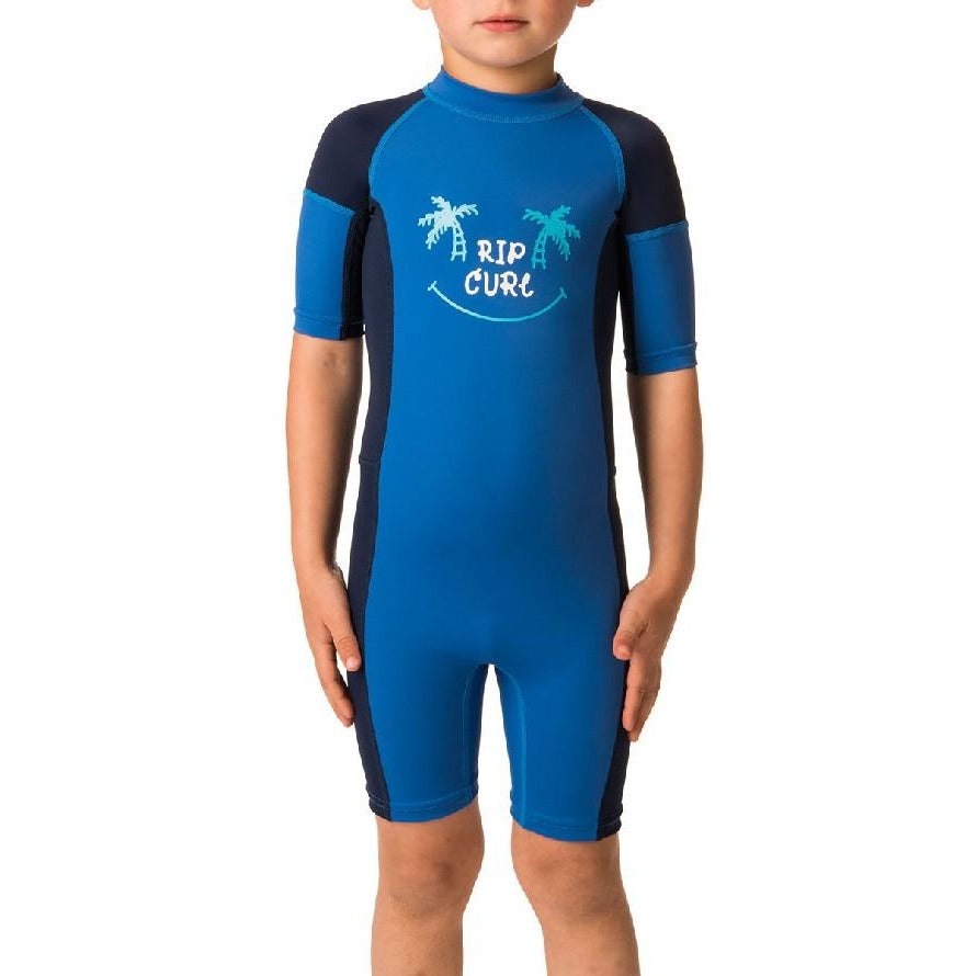 GROM BOYS LONG SLEEVE UV SPRING SUIT RIP CURL