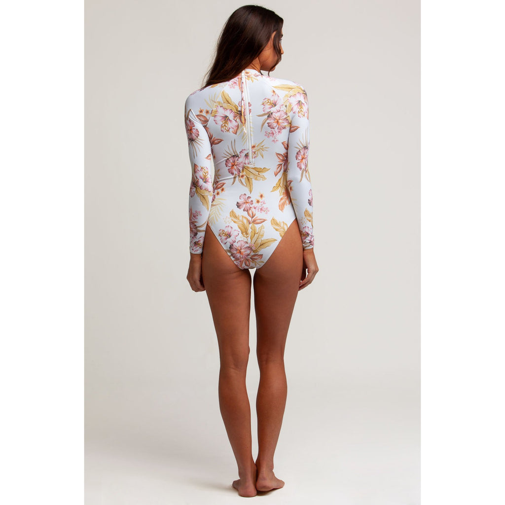 RHYTHM SALVADORE LONG SLEEVE ONE PIECE