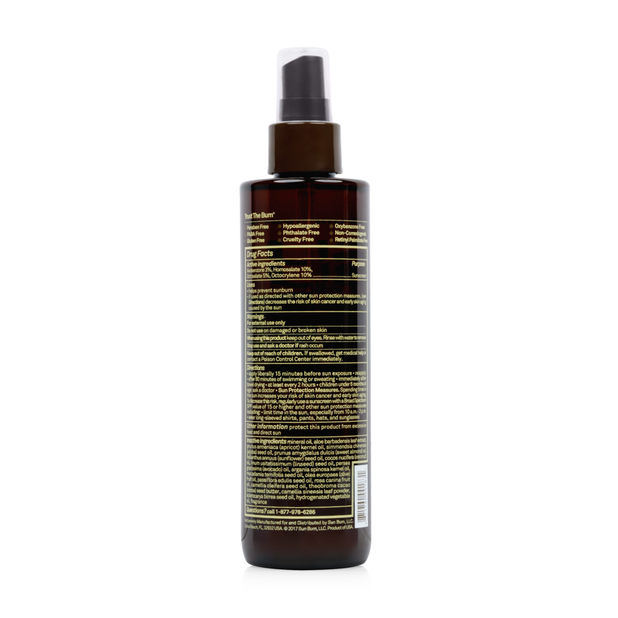 BROWNING OIL SPF15