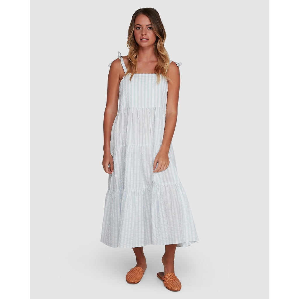 BILLABONG SEASPRAY MAXI DRESS