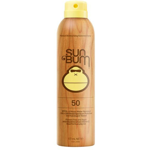 SUN BUM SPF 50 SPRAY 177ml