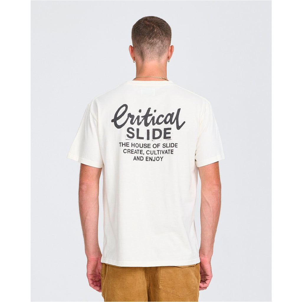 TCSS CREATOR TEE THE CRITICAL SLIDE SOCIETY