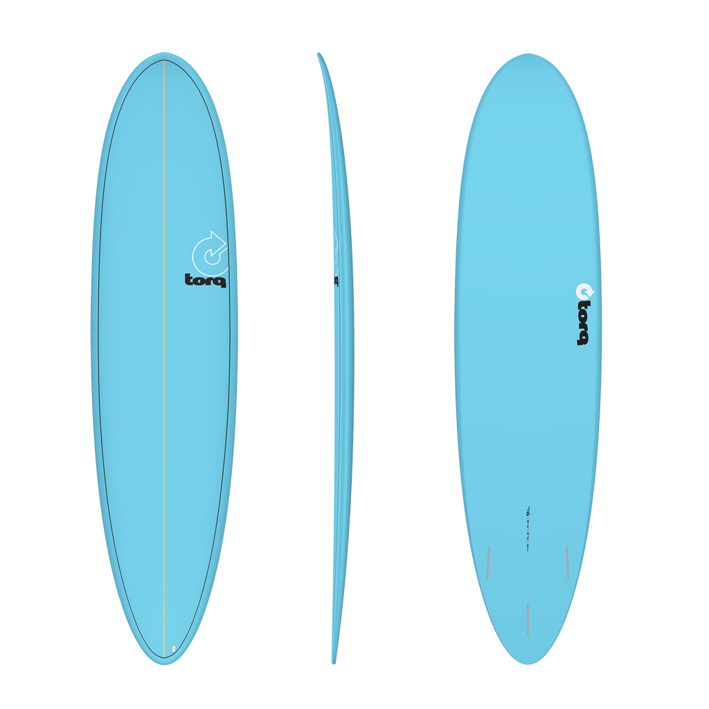 "7'6"" FUN BOARD – BLUE"