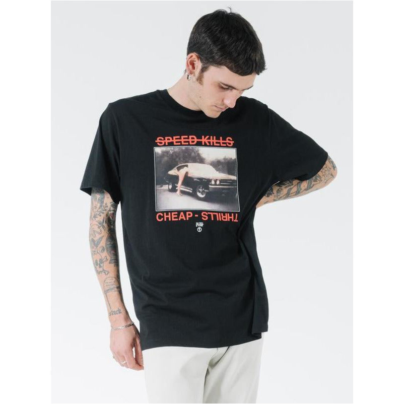 THRILLS SPEED KILLS MERCH FIT TEE