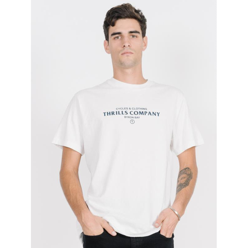 NEVER BROKEN MERCH FIT TEE