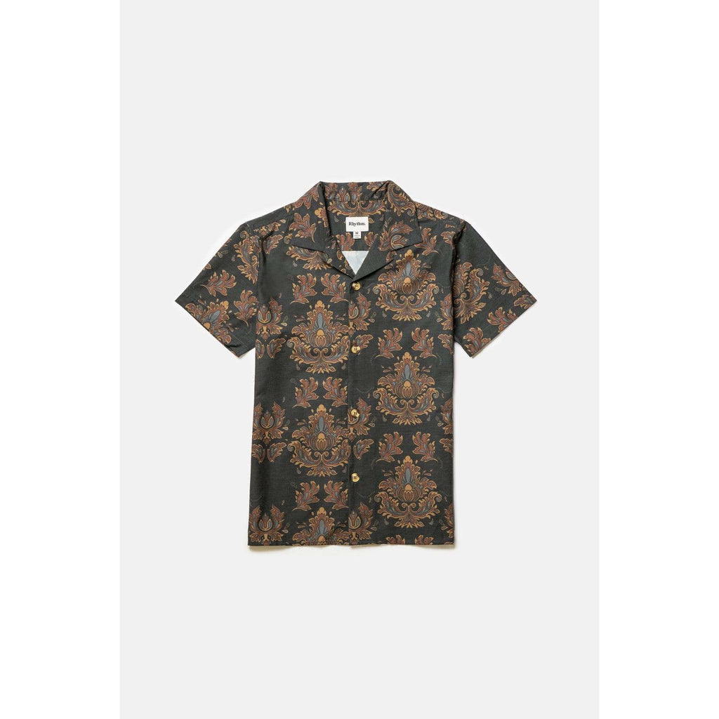 VELLA SHORT SLEEVE SHIRT RHYTHM