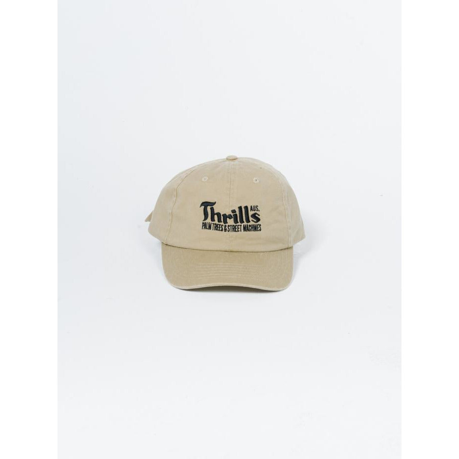 THRILLS WELLNESS CAP FADED GOLD