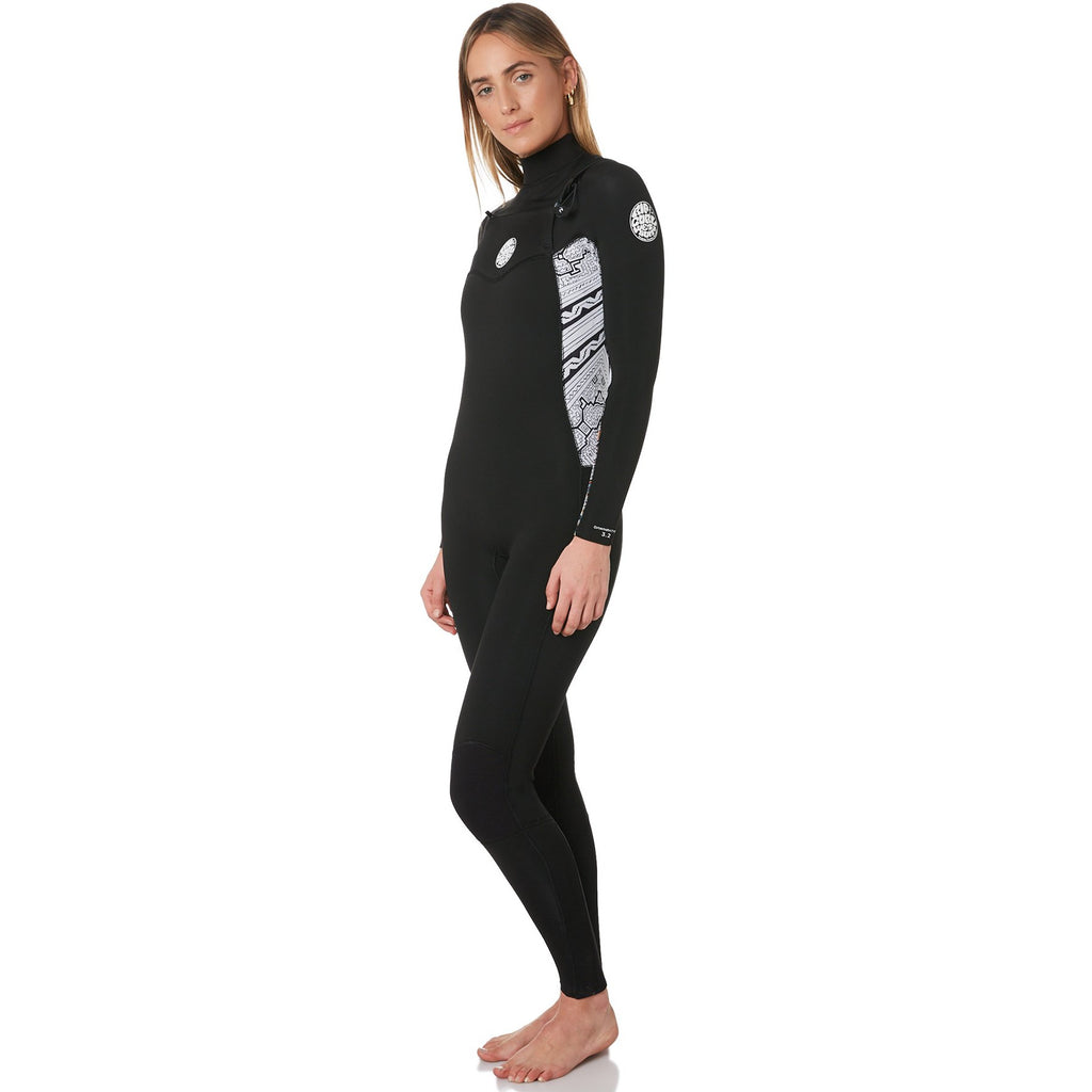 WMNS DAWN PATROL 3/2MM CHEST ZIP STEAMER